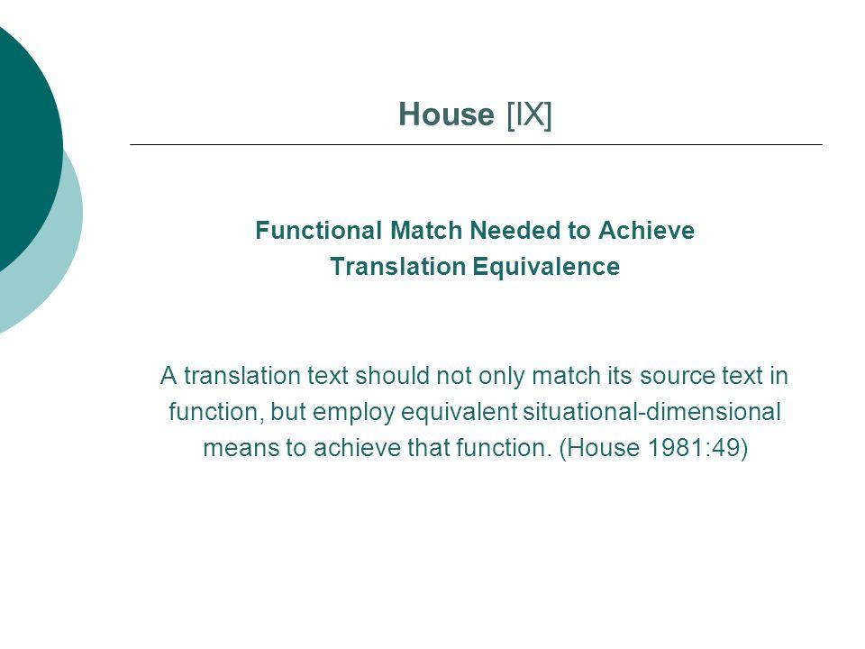 House [IX]
